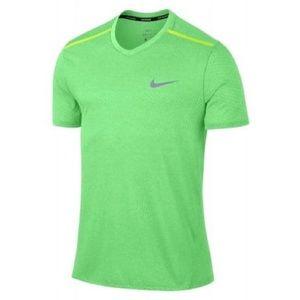NWT Mens Green Nike Tailwind Breath Reflective Top